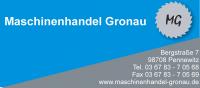 Логотип Maschinenhandel Gronau