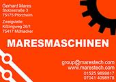 Логотип Maresmaschinen