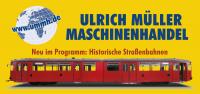 Logo Ulrich Müller Maschinenhandel