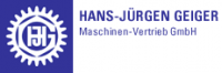 Logo Hans-Jürgen Geiger Maschinen-Vertrieb GmbH