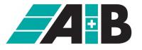 Logotip A+B Werkzeuge Maschinen Handels GmbH