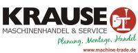 Logo Krause Maschinenhandels-& Service GmbH