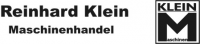 Logo Reinhard Klein - Maschinenhandel