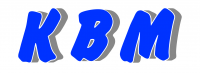 Логотип KBM Maschinenbau GmbH