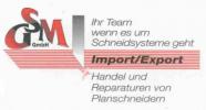 Logo GSM-Schneidsysteme Handels GmbH