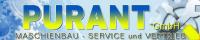 Логотип PURANT GmbH