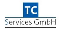Logo TC Services GmbH - Koordinatenmesstechnik