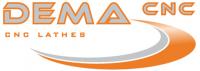 Логотип DE-MA CNC SRL