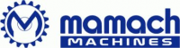 Logo MAMACH Machinehandel BV