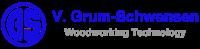 Logo V. Grum-Schwensen GmbH