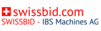 Логотип SWISSBID- IBS Machines AG