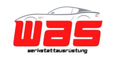 Logotip WAS GmbH Werkstattausrüstung