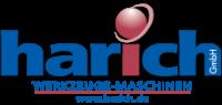 Logo harich Werkzeuge-Maschinen GmbH