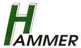 Logo Hammer GmbH Werkzeugmaschinen