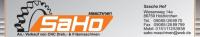 Логотип SaHo Maschinen