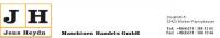 Логотип Jens Heydn Maschinen Handels GmbH