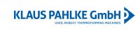 Логотип Pahlke Kunststoffmaschinen GmbH