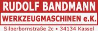 Логотип RUDOLF BANDMANN WERKZEUGMASCHINEN e.K.