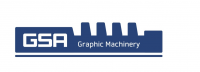 Logotip GSA Graphic Machinery
