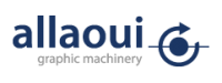 Логотип Allaoui Graphic Machinery GmbH