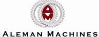 Логотип Aleman Machines  e.K.