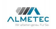 Logo Almetec GmbH
