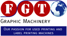 Логотип FGT Graphic Machinery
