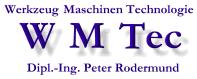 Логотип WMTec - Werkzeug Maschinen Technologie