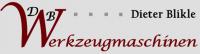 Логотип Dieter Blikle Werkzeugmaschinen