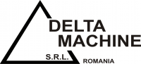 Логотип DELTA MACHINE SRL