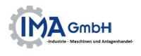 Logo IMA -Industrie - Maschinen und Anlagenhandel- GmbH