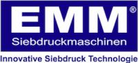 Logo EMM Siebdruckmaschinen GmbH & Co. KG
