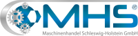 Логотип MHS Maschinen Handel Schleswig Holstein GmbH