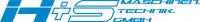 Logo H+S Maschinentechnik GmbH