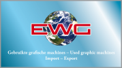Logotip Erics World Graphics