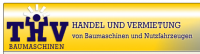 Logo THV Baumaschinen GmbH