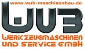 Logo WuB Werkzeugmaschinen und Service GmbH