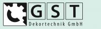 Logo GST Dekortechnik GmbH