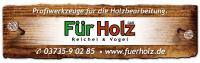 Logo FürHolz Reichel & Vogel GbR