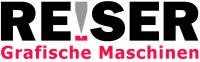 Лого René Reiser | Grafische Maschinen