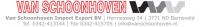 Logotip Van Schoonhoven BV