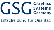 Логотип GSG Graphics Systems Germany GmbH