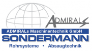 Логотип ADMIRALs Maschinentechnik GmbH