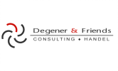 Logo Degener & Friends