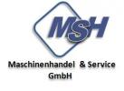 Логотип MSH-Maschinenhandel & Service GmbH