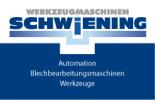 Logo Schwiening - Werkzeugmaschinen