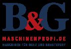 Logo B & G Maschinenhandelsgesellschaft mbH