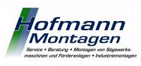 Логотип Hofmann Montagen