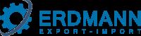 Logo Erdmann Export Import