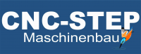 Логотип CNC-STEP GmbH & Co. KG